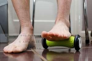 Plantar Fasciitis foot roller